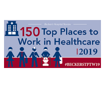 Beckers Top Places to Work 2019